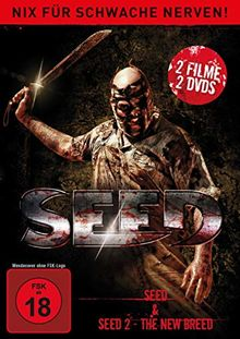 Seed & Seed 2 - The New Breed [2 DVDs]