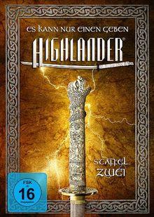 Highlander - Staffel 2 *LimitedEdition* [8 DVDs]