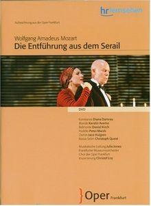 Mozart, Wolfgang Amadeus: Die Entführung aus dem Serail (Oper Frankfurt)