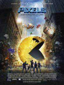 Pixels [Blu-ray] [FR Import]