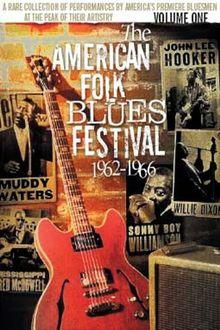 Various Artists - American Folk Blues Festival 1
