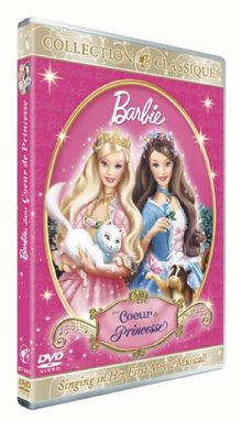 Barbie : coeur de princesse [FR Import]
