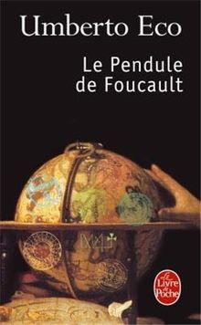 Le Pendule de Foucault (Ldp Litterature)