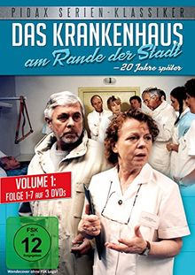 Das Krankenhaus am Rande der Stadt - 20 Jahre später, Vol. 1 / Sieben neue Geschichten aus dem altbekannten Kult-Krankenhaus (Pidax Serien-Klassiker) [3 DVDs]