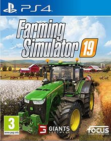 FOCUS - Farming SIMIULATOR 19 PS4-119703