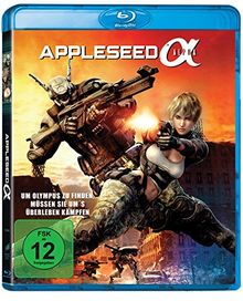 Appleseed - Alpha (inkl. Digital Ultraviolet) [Blu-ray]