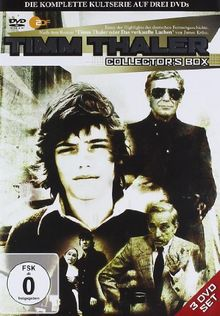 Timm Thaler Collector's Box - Die komplette Serie (Folgen 1-13) [3 DVDs]
