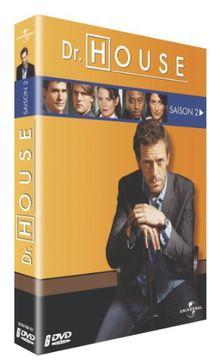 Docteur House, saison 2 - coffret 6 DVD