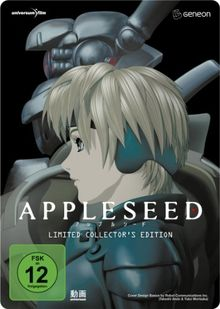 Appleseed (Steelbook) [2 DVDs] [Limited Collector's Edition]