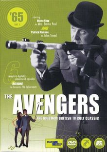 The Avengers Set 1 - The Original British TV Cult Classic, 65 Volume 1-2