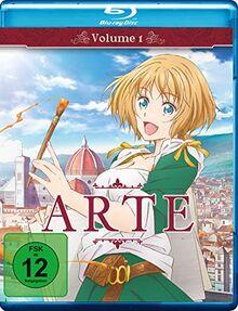 Arte - Volume 1 (inkl. Art-Card-Set) [Blu-ray]