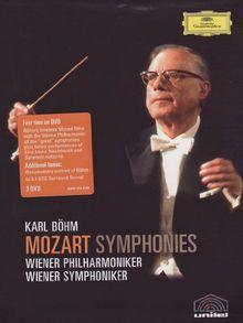 Mozart, Wolfgang Amadeus - Symphonien [3 DVDs]
