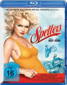 Spetters [Blu-ray]