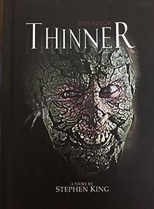 Thinner der Fluch Mediabook Cover New Art