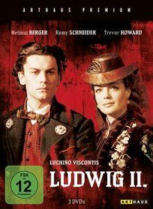 Ludwig II. (Arthaus Premium, 3 DVDs)