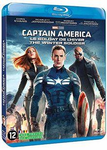 Captain america 2 : le soldat de l'hiver [Blu-ray] [FR Import]