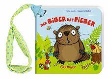 Der Biber hat Fieber: Buggybuch
