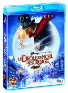 Le drôle de noël de scrooge [Blu-ray] [FR Import]