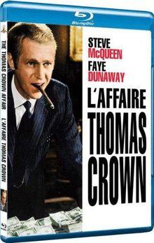 L' affaire thomas crown [Blu-ray] [FR Import]