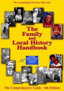 The Genealogical Services Directory 2002: Family and Local History Handbook (Geneological Services Directory)