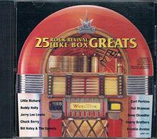 25 Rock Revival Juke Box Greats