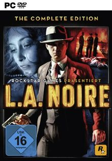 L.A. Noire - The Complete Edition [Software Pyramide] - [PC]