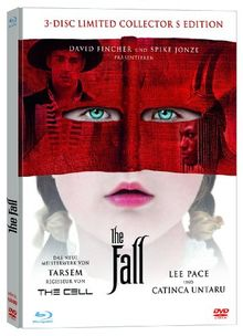 The Fall - 3-Disc Limited Collector's Edition - Mediabook [Blu-ray] [Limited Edition]