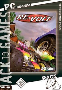 Re-Volt [Back to Games]