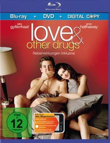 Love & Other Drugs (inkl. DVD & Digital Copy) [Blu-ray]