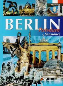 XXL-Book Berlin (französische Ausgabe) - Potsdam Sanssouci