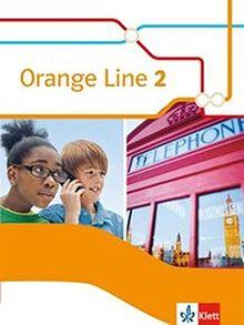 Orange Line / Workbook mit Audio-CD / Grundkurs: Ausgabe 2014 / Ausgabe 2014