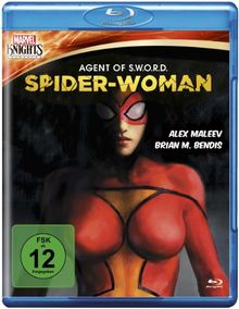 Spider-Woman: Agent Of S.W.O.R.D. (Blu-ray)
