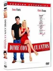 Dime Con Cuantos (Import Dvd) (2012) Anna Faris; Chris Evans; Ari Graynor; Mar