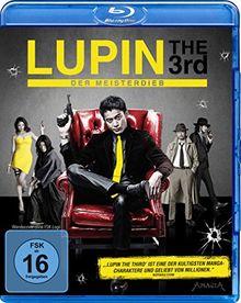 Lupin the 3rd - Der Meisterdieb [Blu-ray]