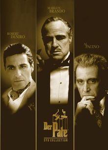 Der Pate - I-III (4 DVDs)