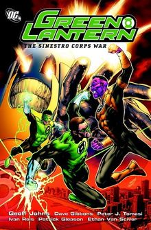Green Lantern: Sinestro Corps War Vol. 2 SC (Green Lantern Graphic Novels)