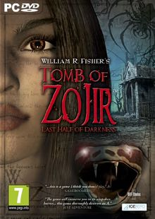 Last Half of Darkness: Tomb of Zojir (PC) (DVD) [Import UK] [Windows Vista]