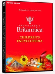 Encyclopaedia Britannica Children¿s Encyclopedia (Mac/PC CD)