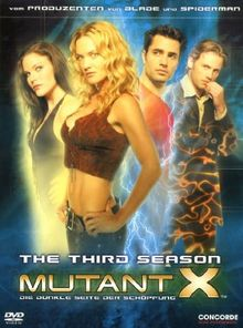 Mutant X - The Complete Third Season [5 DVDs]