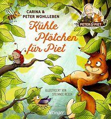 Kühle Pfötchen für Piet (Peter & Piet)