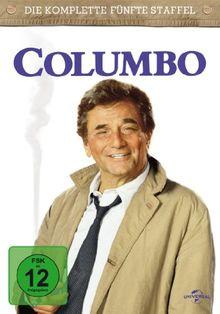 Columbo - 5. Staffel [3 DVDs]