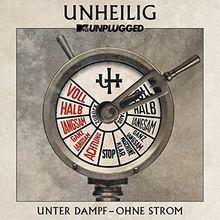 "MTV Unplugged ""Unter Dampf - Ohne Strom"" (2 CD)"