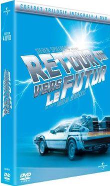 Retour vers le futur : La Trilogie - Édition Intégrale 4 DVD [FR Import]