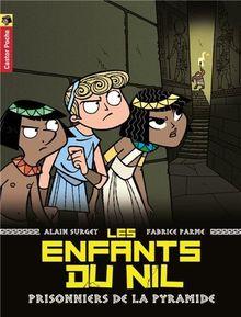 Les enfants du Nil, Tome 3 : Prisonniers de la pyramide