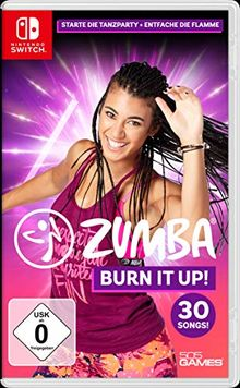 Zumba Burn it Up - [Nintendo Switch]