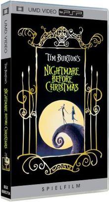 Nightmare Before Christmas [UMD Universal Media Disc]