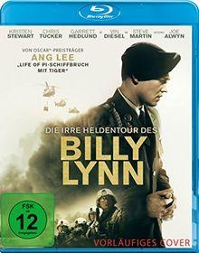 Die irre Heldentour des Billy Lynn [Blu-ray]