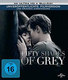 Fifty Shades of Grey - Geheimes Verlangen (4K Ultra HD) (+ Blu-ray)