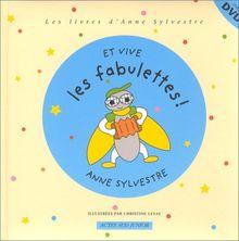 Et vive les fabulettes ! Avec CD audio (Actes Sud Junior)