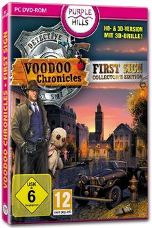 Voodoo Chronicles - First Sign